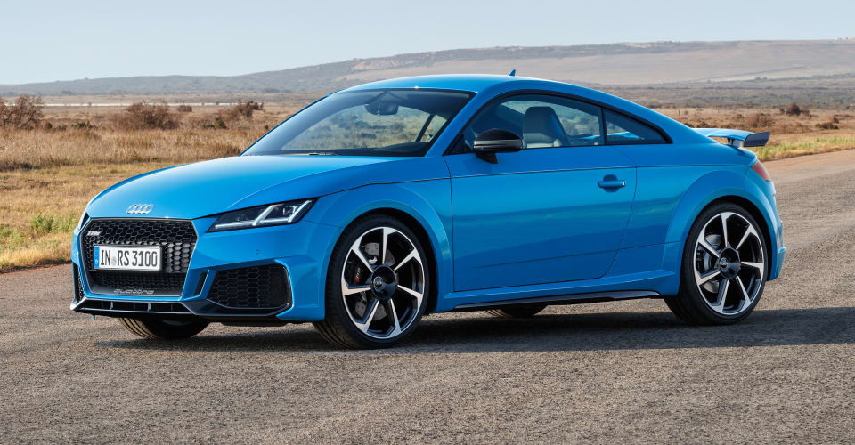 2020 Audi TT RS price and specs: Hot coupe returns to Oz - CarAdvice