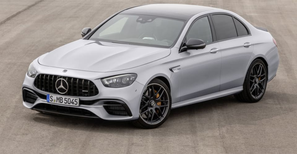 2021 Mercedes-AMG E63 S 4Matic+ revealed, Australian line-up confirmed - CarAdvice