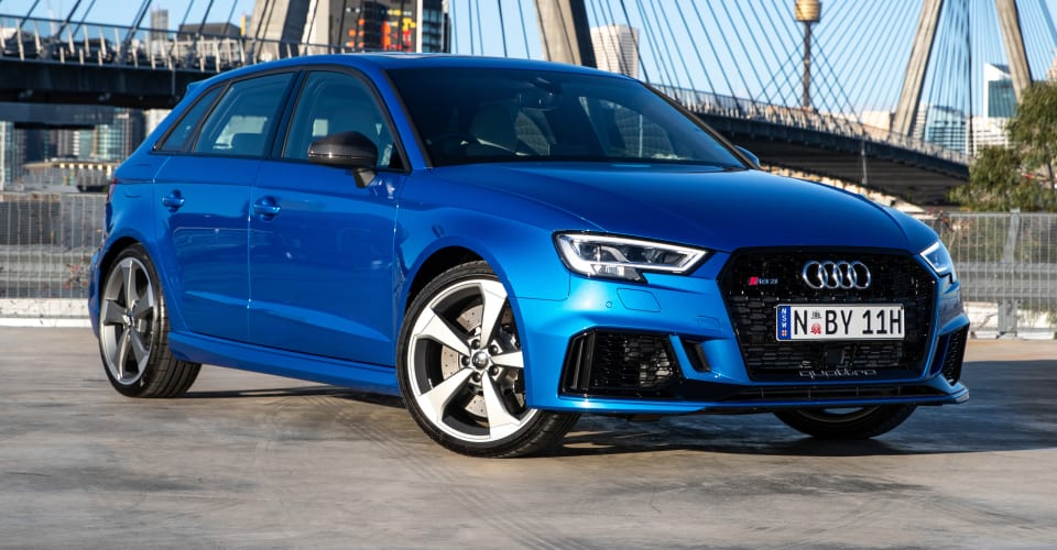 2020 Audi RS3 price and specs - CarAdvice