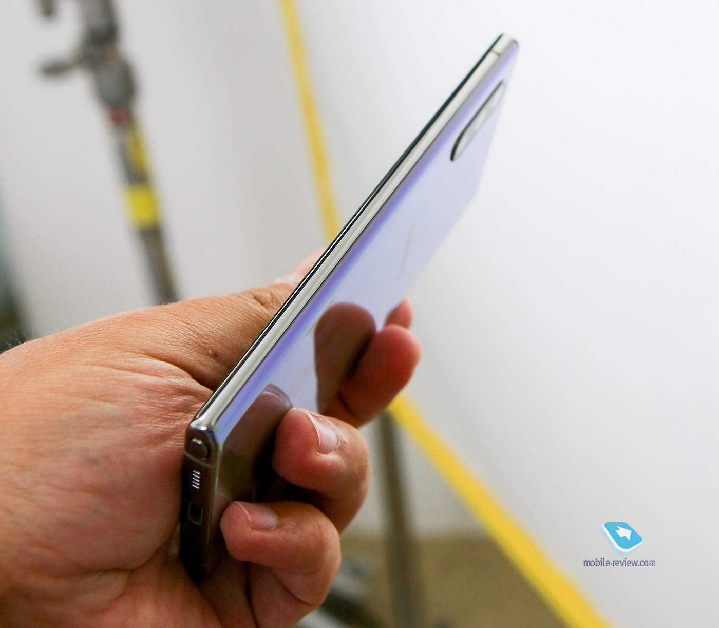 Первый взгляд на Samsung Galaxy Note10 Lite (SM-N770F) - Mobile-review
