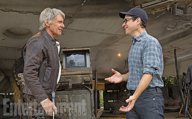 Star Wars: L'Ascesa di Skywalker, J.J. Abrams spiega come ha convinto Harrison Ford a fare ritorno - Movieplayer.it