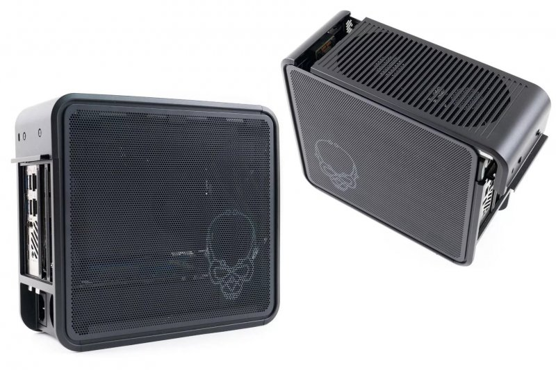 Intel presenta un piccolo gaming PC modulare: NUC 9 Extreme Ghost Canyon - Multiplayer.it