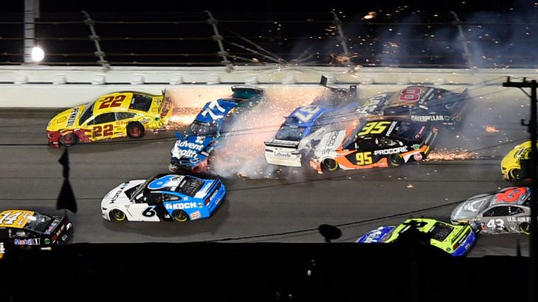 Friday 5: Daytona 500, Speedweeks proves costly to teams - NBC Sports - Misc.