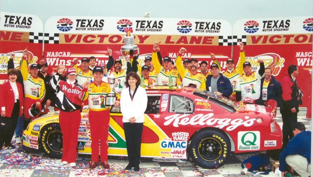 March 28 in NASCAR history: Texas Terry Labonte gets a home win - NBC Sports - Misc.
