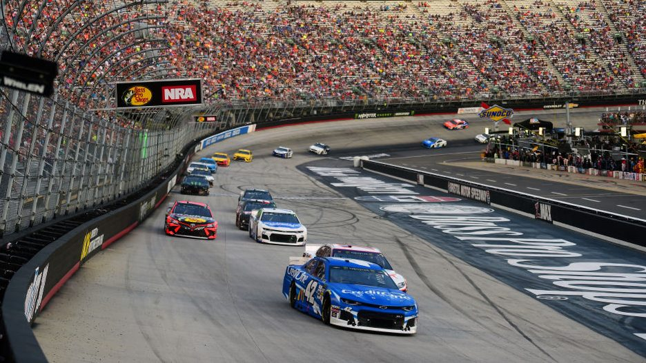 Today's iRacing Cup race at virtual Bristol: Start time and more - NBC Sports - Misc.