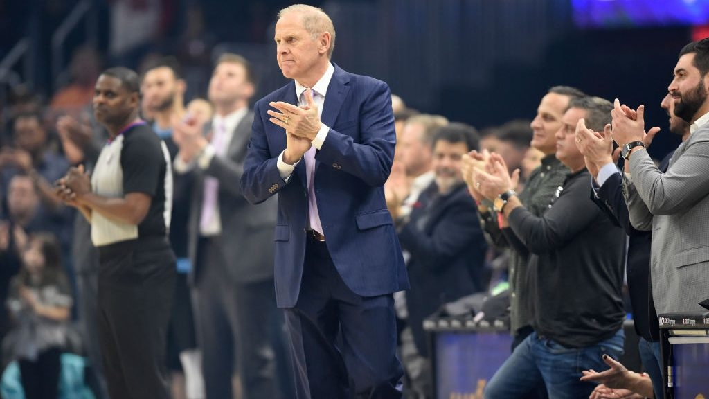 Former John Beilein-coached Michigan player in NBA: Cavaliers players don't value winning - NBCSports.com