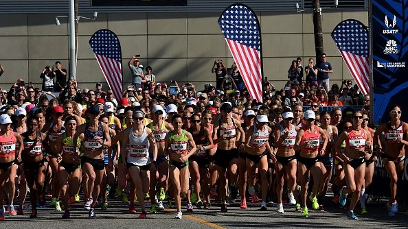 At U.S. Olympic Marathon Trials, competitors also include shoe companies - NBC Sports - Misc.