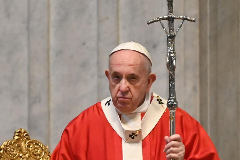 How to stream Pope Francis' Good Friday masses - Yahoo News