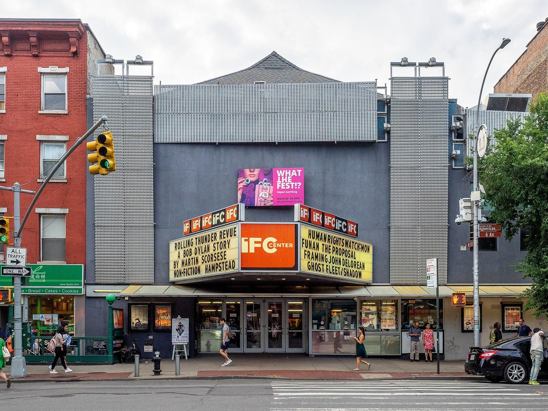 New York City Orders Closure of All Movie Theaters Amid Coronavirus Outbreak - Yahoo Entertainment