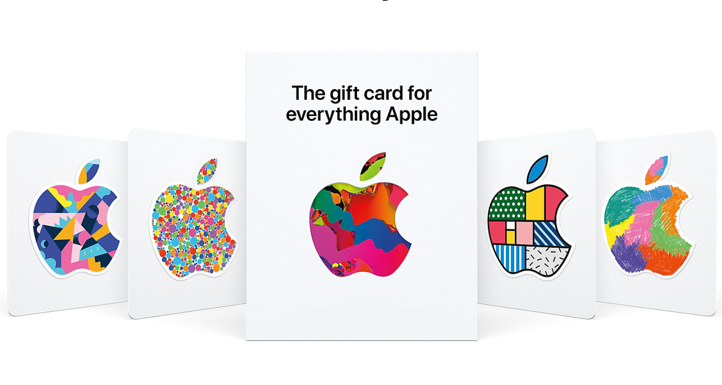 Apple now offers a single gift card for digital and physical purchases - Yahoo Finance Australia