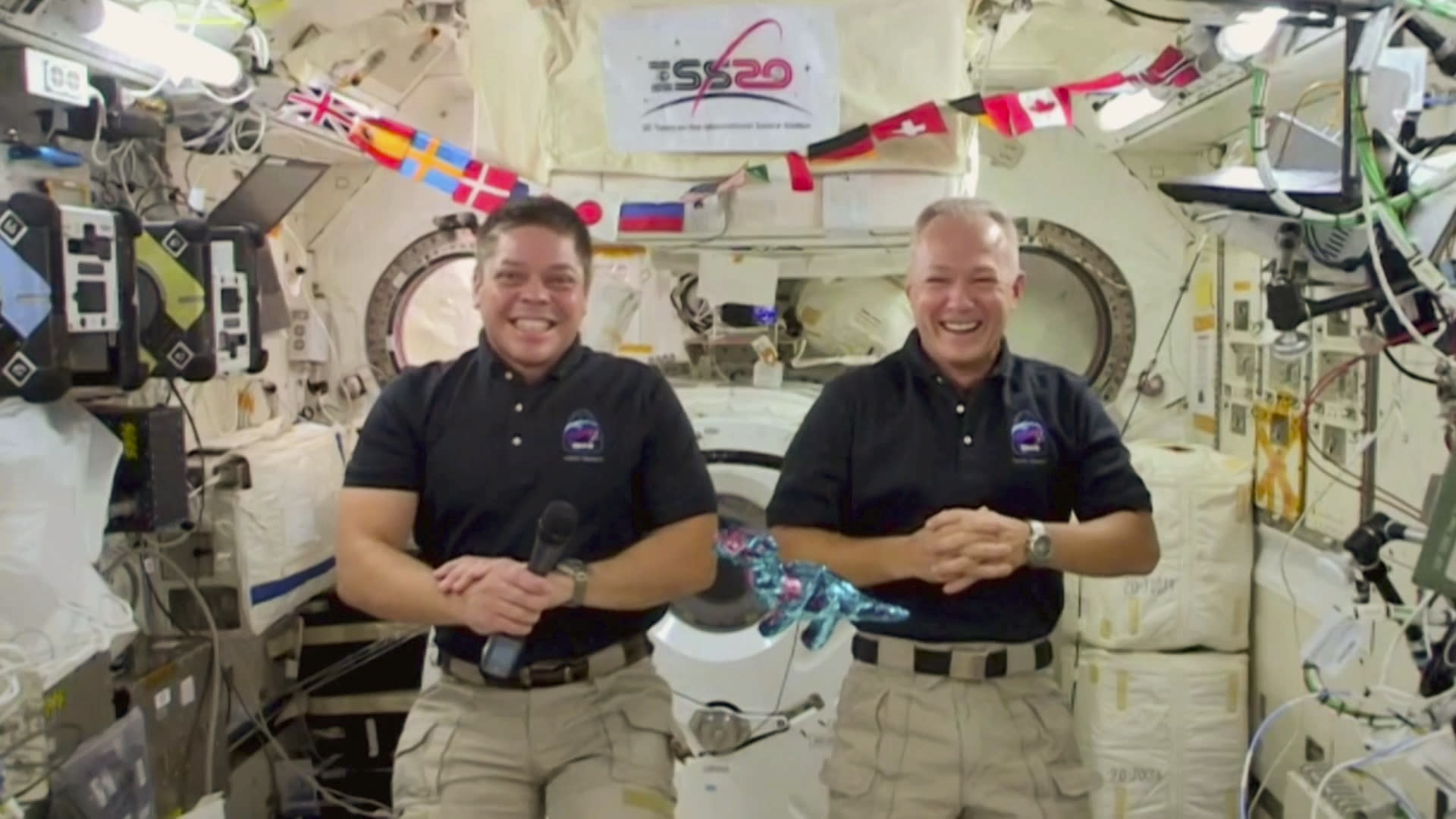 Watch SpaceX return Crew Dragon astronauts to Earth starting at 5:45PM ET - Yahoo Finance Australia