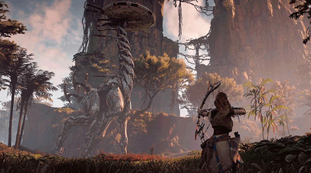 'Horizon Zero Dawn' hits Steam and Epic Games Store on August 7th - Yahoo Finance Australia