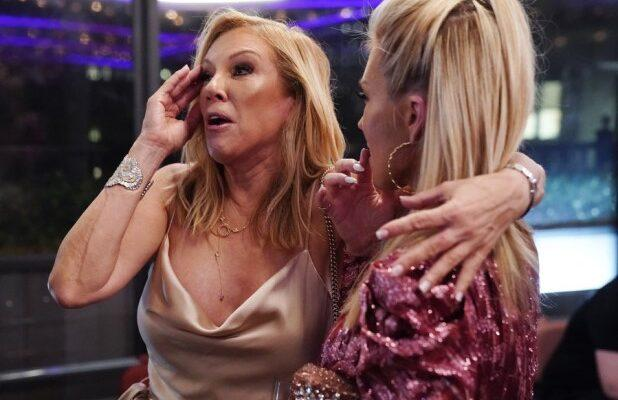 How 'Real Housewives' Productions Are Dealing With the Real-World Coronavirus Pandemic - Yahoo Entertainment