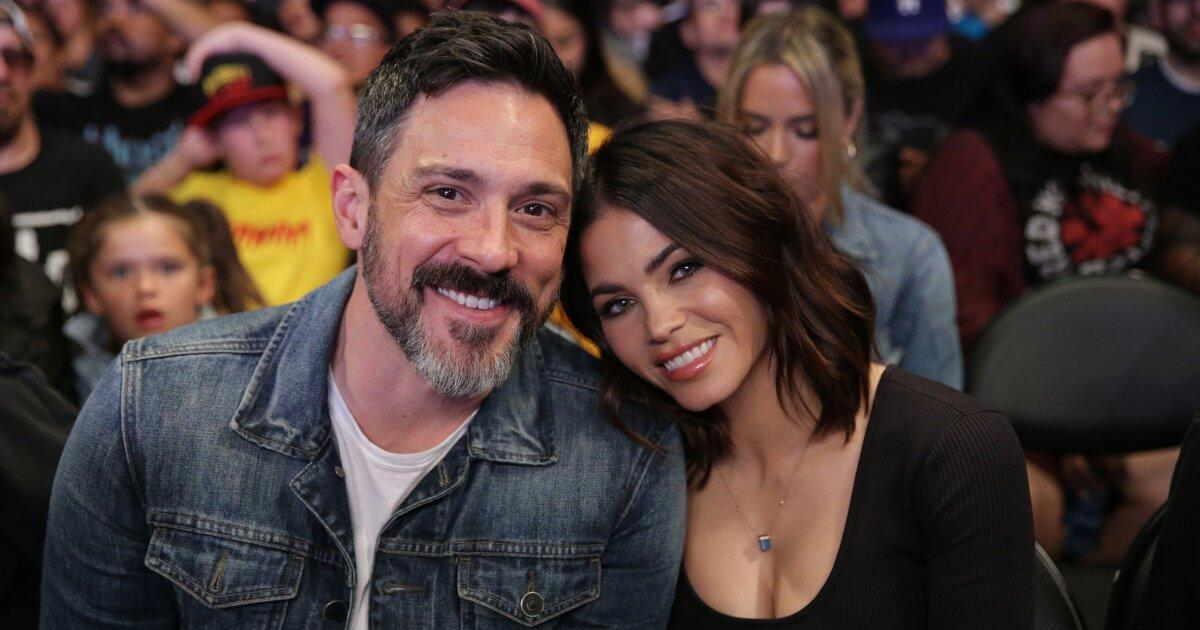 Jenna Dewan Is Engaged to Boyfriend Steve Kazee 5 Months After Announcing They Are Having a Baby - Yahoo Entertainment