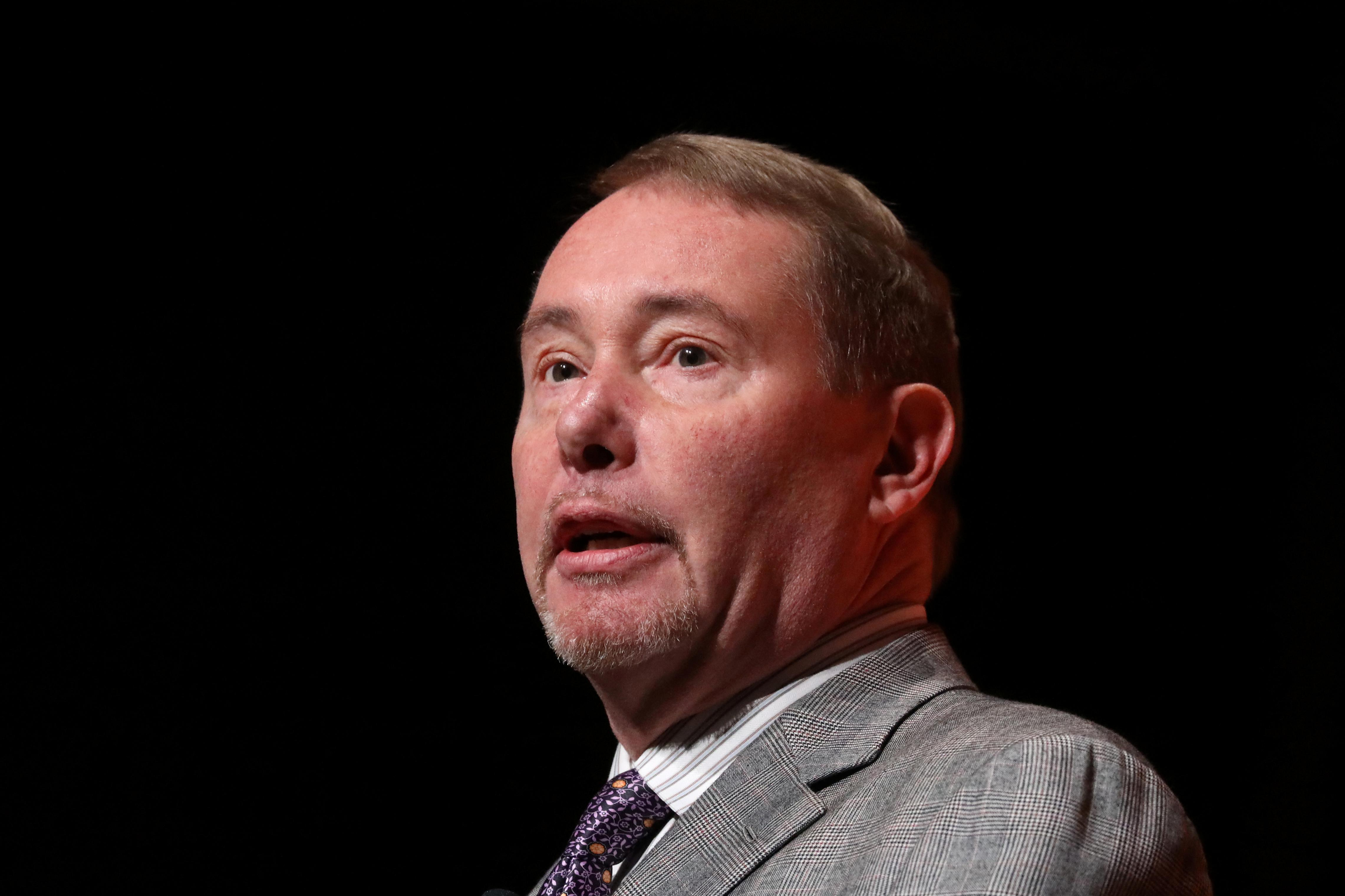 GUNDLACH WARNS: Stocks could 'take out' the March lows, economists' GDP forecasts are too optimistic - Yahoo Money