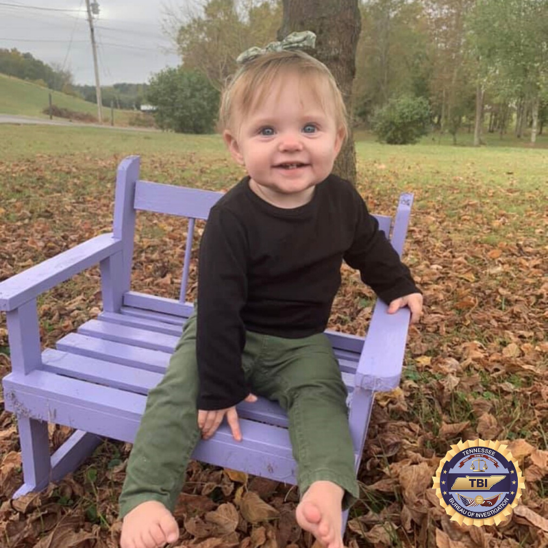 Child's Body Found in Tenn. Wore Same Clothes as Evelyn Mae Boswell, Had Toys and Diapers Nearby - Yahoo Entertainment