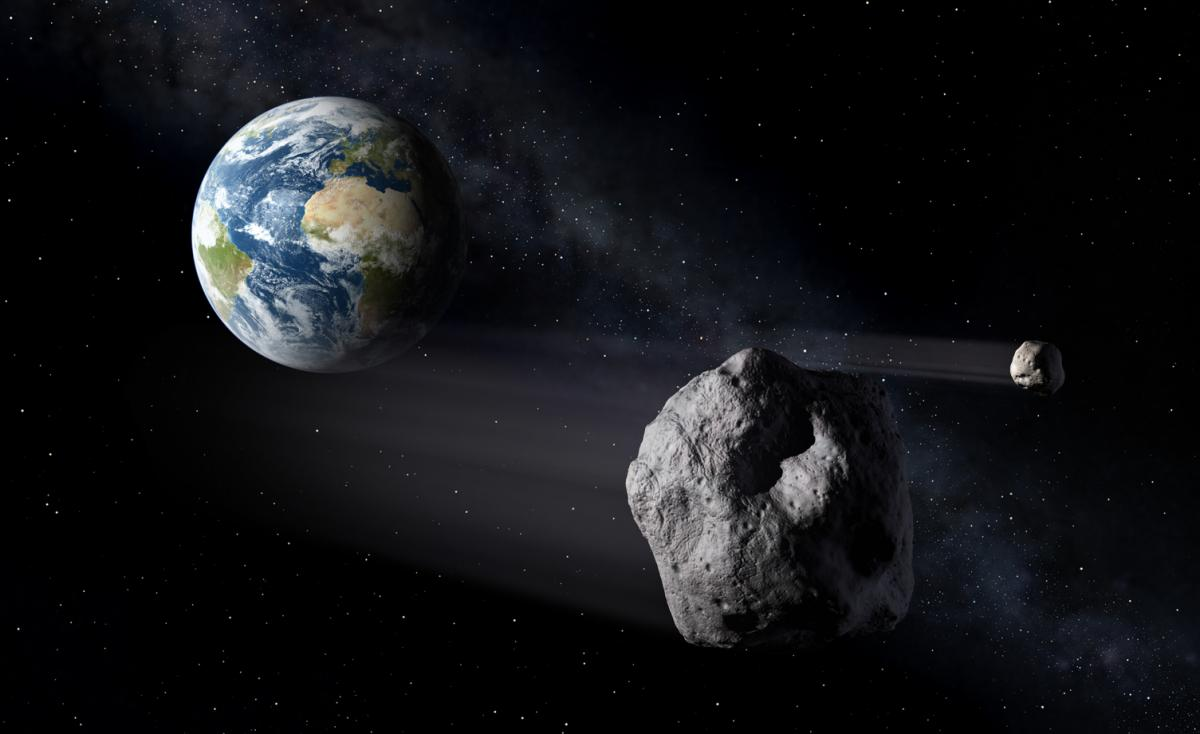 NASA Warns Of 128-Foot Asteroid Approaching Earth; Will It Cause An Airburst? - International Business Times