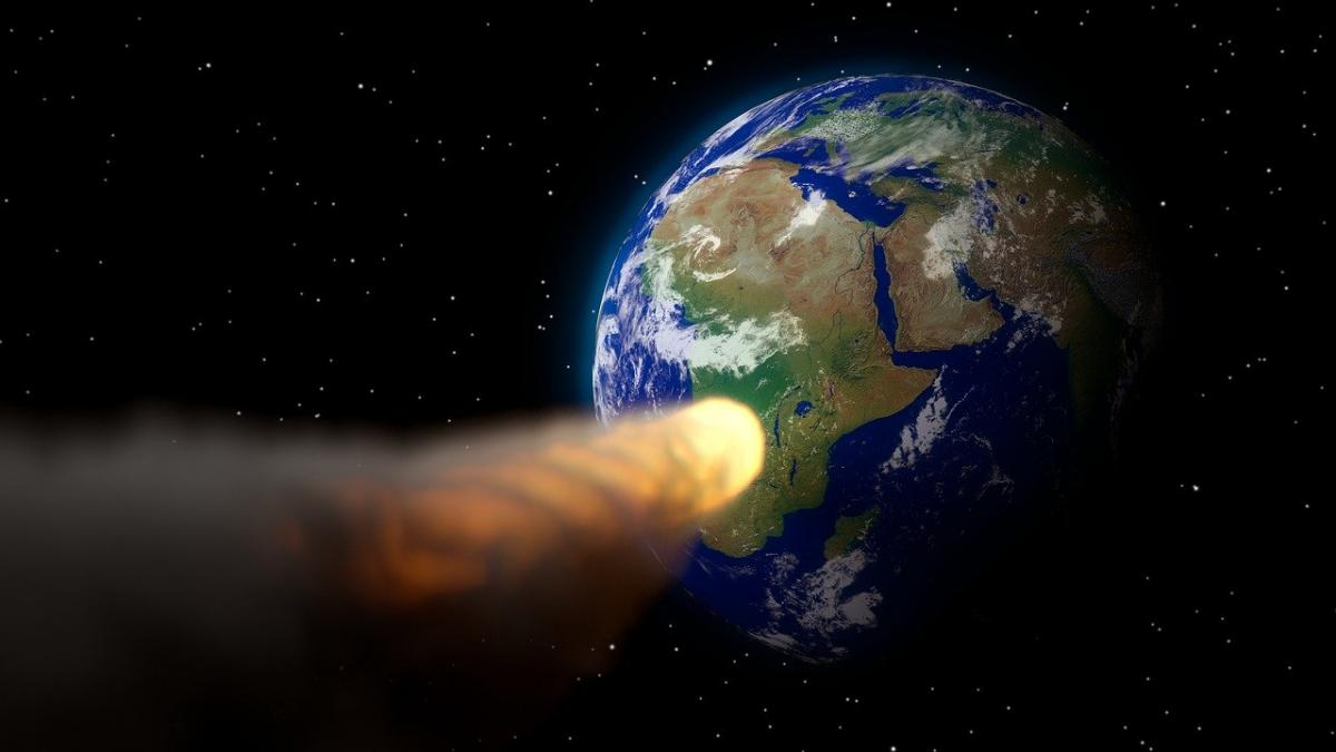 Asteroid Could Cause Atmospheric Explosion If It Gets Too Close - International Business Times