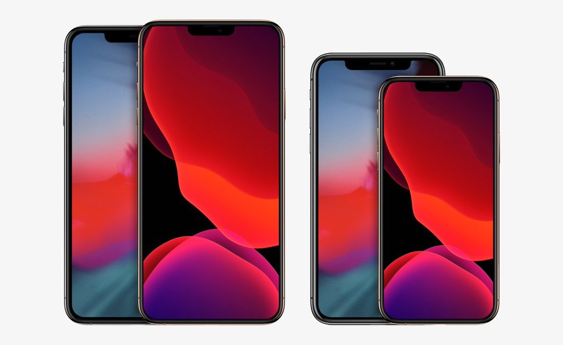 Gerucht: '5,4-inch iPhone met Face ID net zo groot als iPhone 8' - iCulture