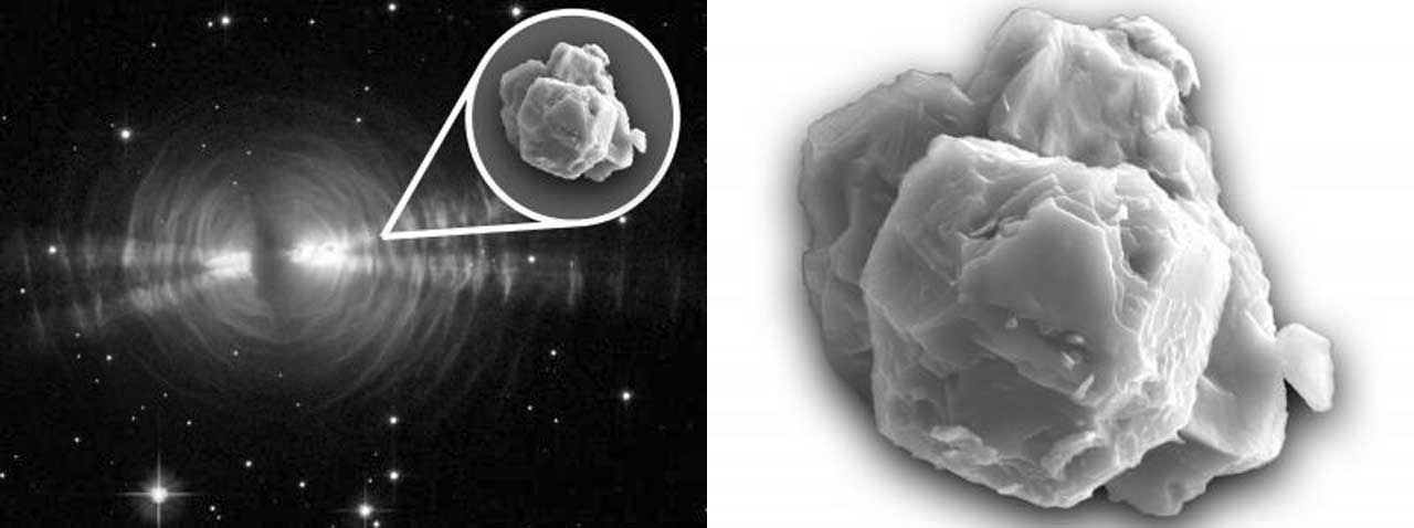 Scientists discover stardust older than the Sun in a meteorite - SlashGear