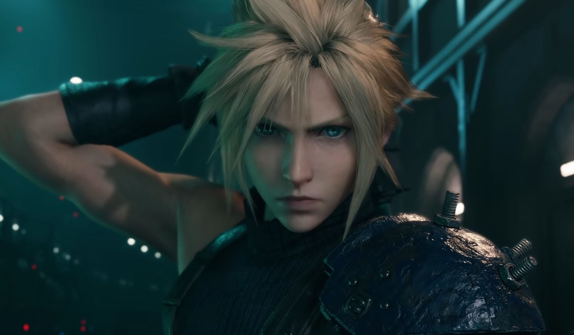 Final Fantasy VII Remake's opening cinematic has arrived - SlashGear
