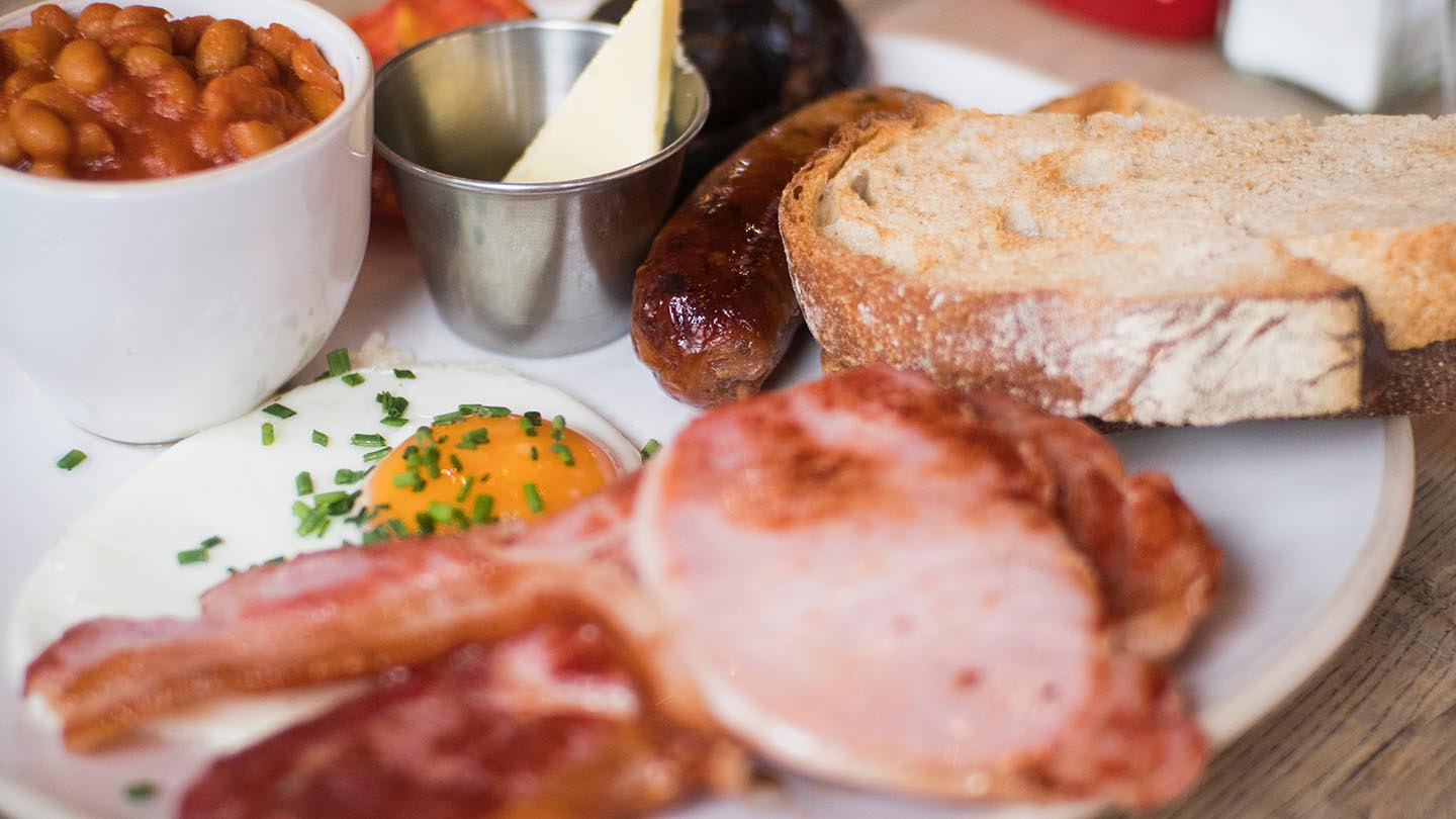 Study finds eating a big breakfast may significantly boost calorie burning - SlashGear