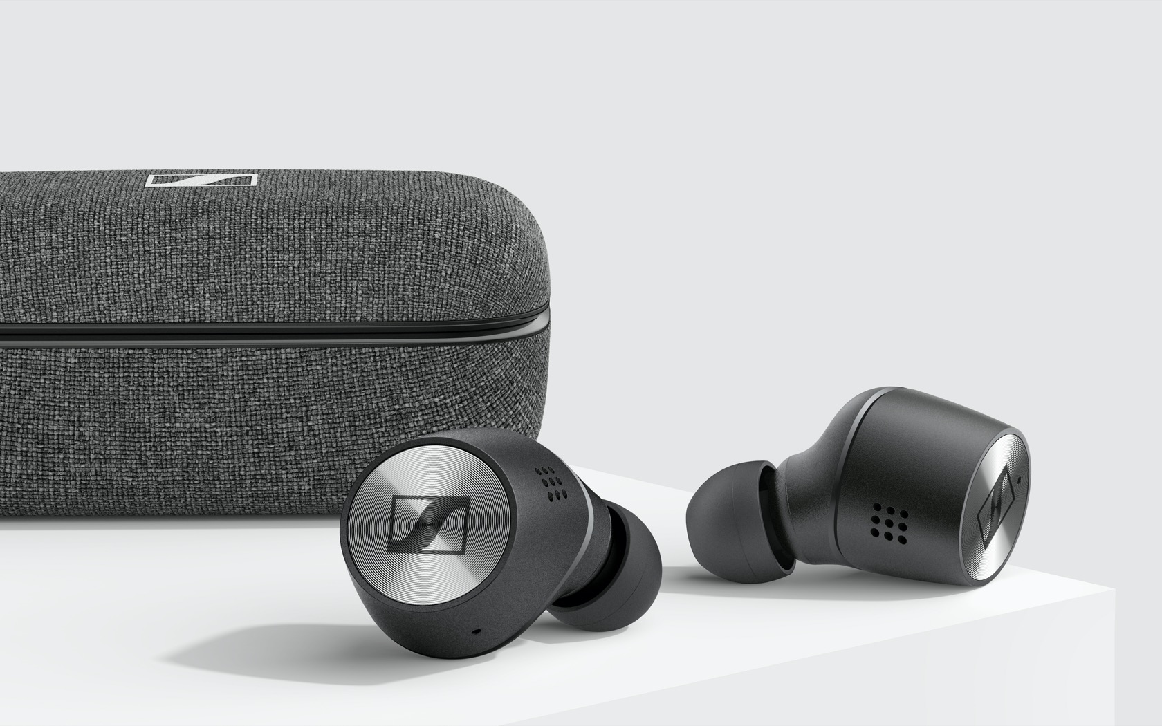Sennheiser's new wireless earbuds offer an ANC alternative to AirPods Pro - SlashGear