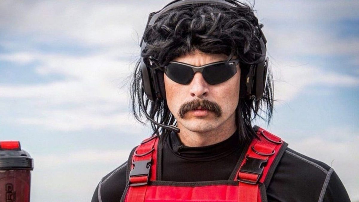 Dr. Disrespect Returns to Streaming on YouTube, but Not Exclusively - IGN Africa