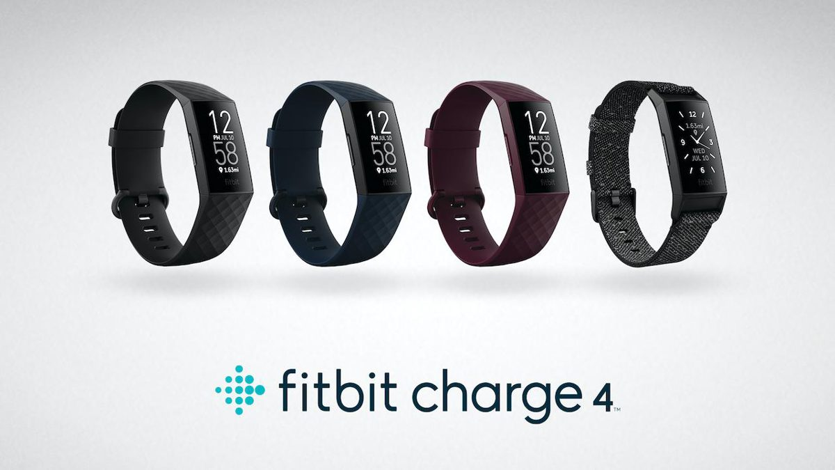 Fitbit Charge 4 Adds 'Smart Wake' Alarm, Dynamic GPS - PCMag AU