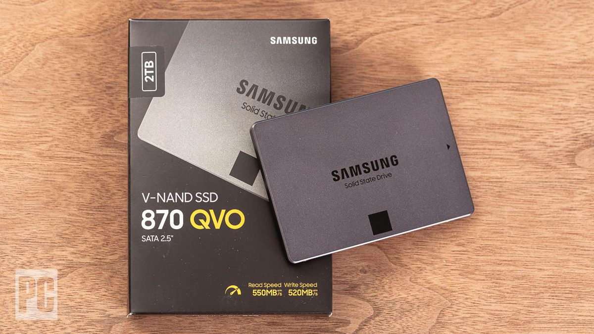 Samsung SSD 870 QVO - Review 2020 - PCMag AU