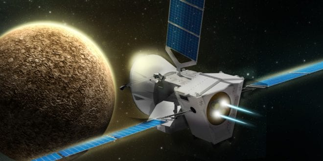 Say Hello And Wave Goodbye To BepiColombo - SpaceWatch.Global