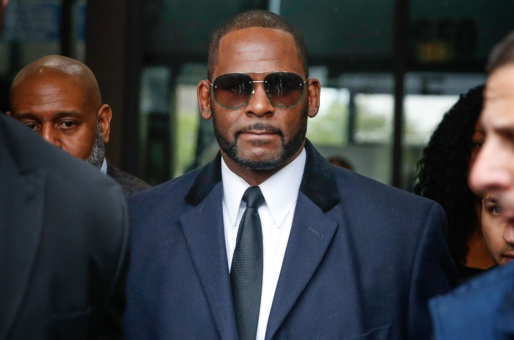 R. Kelly Asks for Prison Release (Again) Amid Coronavirus Pandemic - Billboard