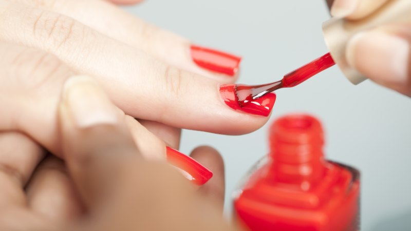 Face masks, five clients only: what to expect when nail salons re-open - Sydney Morning Herald
