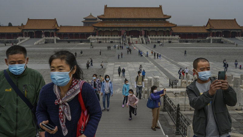 North-east China hit by coronavirus infections, Wuhan reports new case - Sydney Morning Herald