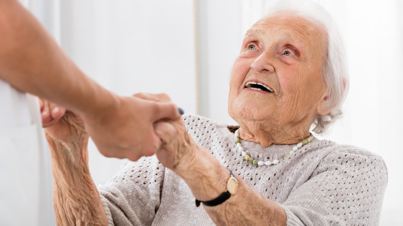 Aged care homes need more cash to cope with COVID-19 - Sydney Morning Herald