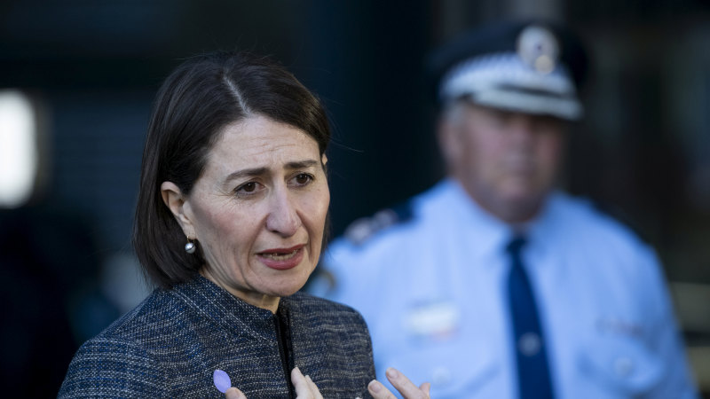 Berejiklian warns residents over abusing freedom as Newmarch House braces for more tragedy - Sydney Morning Herald