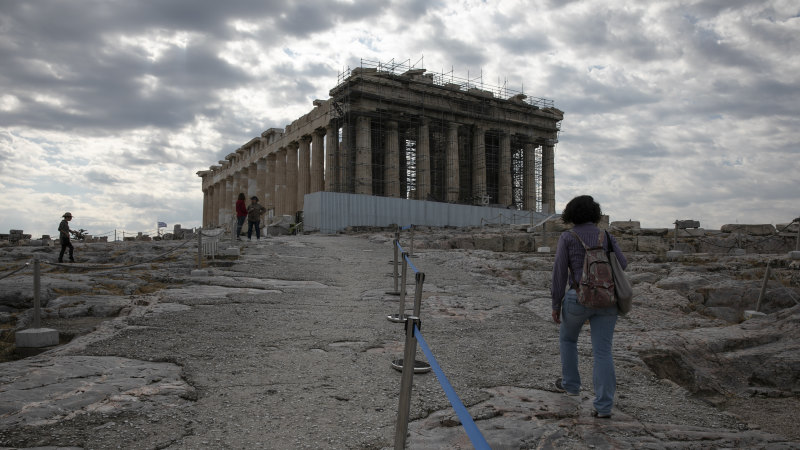 Greece invites Australia and NZ to join travel bubble - Sydney Morning Herald
