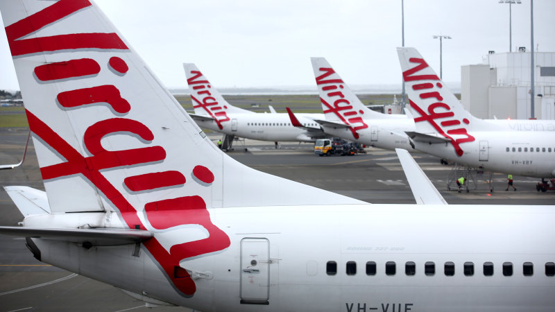 Failed airline Virgin Australia owes nearly $7b to thousands of creditors - Sydney Morning Herald