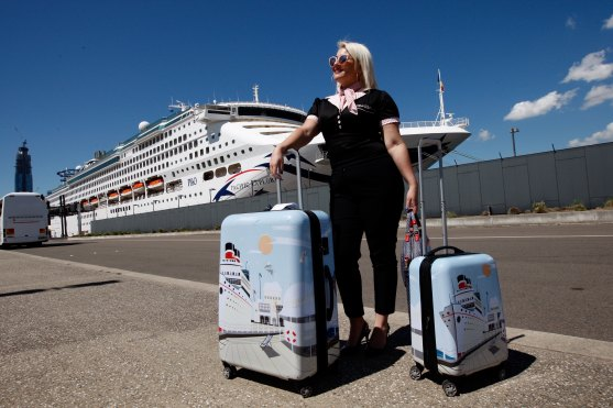 Cruise industry battens down the hatches against coronavirus - Sydney Morning Herald