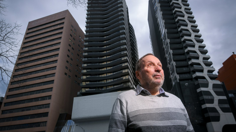 Apartment residents raise alarm over Victorian advice on communal areas - The Age