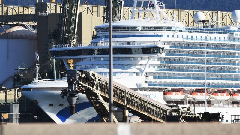 Government MPs accuse Constance of failing to disclose crucial Ruby Princess information - Sydney Morning Herald