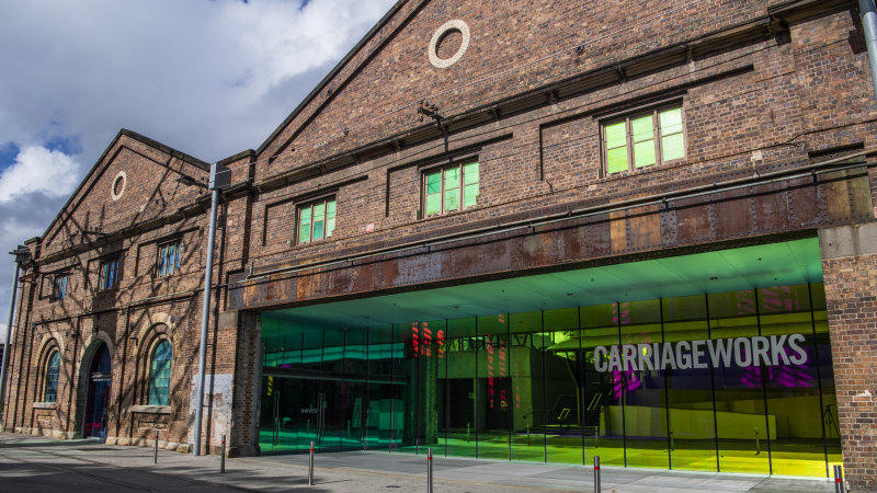 NSW government considers Sydney Opera House takeover of Carriageworks - Sydney Morning Herald