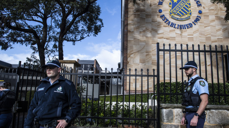 NSW Health checking close contacts of infected students at eastern Sydney schools - Sydney Morning Herald