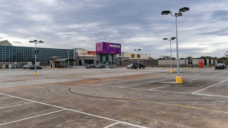 Mall landlord Vicinity seeks $1.4b as retail woes bite - Sydney Morning Herald