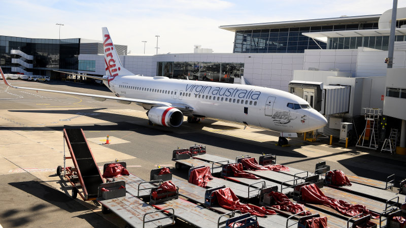 Virgin to keep international flights under plan put to potential buyers - Sydney Morning Herald