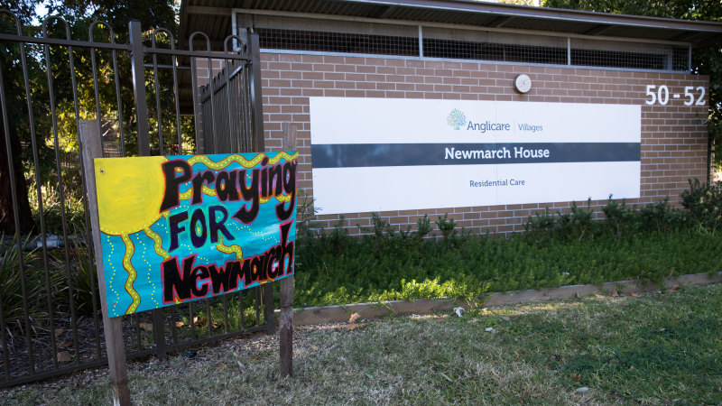 'Complacency is our enemy': NSW told to be vigilant as another Newmarch resident dies - Sydney Morning Herald