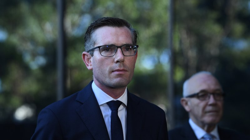 NSW Treasurer warns of pain as state hit hard by record jobs slump - Sydney Morning Herald