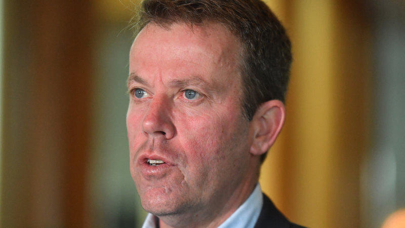 Tehan withdraws attack on Victorian Premier over school stance - Sydney Morning Herald