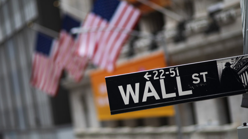 Wall Street trims gains after report on failed coronavirus drug trial - Sydney Morning Herald