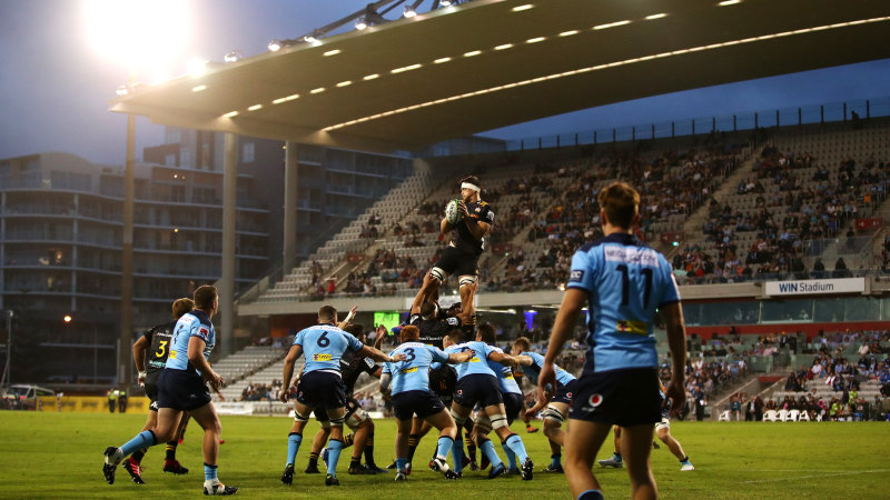 All Super Rugby matches to be cancelled after Sunday's fixtures - Sydney Morning Herald